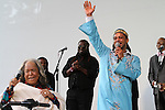 "Joshua Nelson, the Prince of Kosher Gospel and special guest Della Reese / Screening: ""Mahalia Jackson: The Power and the Glory"""