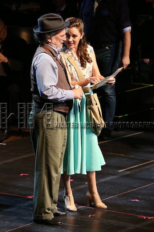 """Mark Linn-Baker during the Manhattan Concert Productions 25th Anniversary concert performance of """"Crazy for You"""" at David Geffen Hall, Lincoln Center on February 19, 2017 in New York City."""