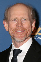 LOS ANGELES - FEB 2:  Ron Howard at the 2019 Directors Guild of America Awards at the Dolby Ballroom on February 2, 2019 in Los Angeles, CA