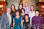 Staff from COKT Ltd Chartered Accounts Killarney at their Christmas party in the Killarney park Hotel on Saturday night Marcus Tracey, Michelle O'Sullivan, Siobhain Guerin, paul Murphy, Claire Leahy, Betty Kelly, Ger Foley, Bridget Wade and Mike Leen
