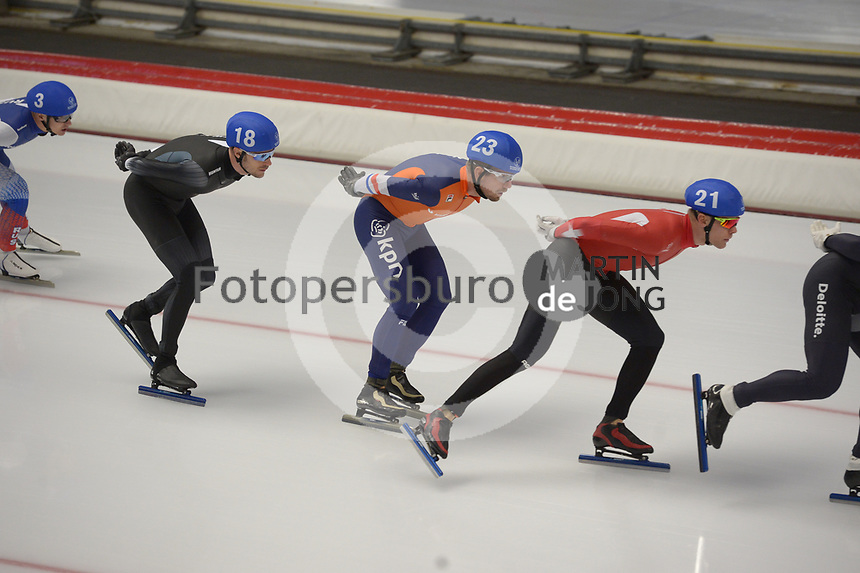 SPEEDSKATING: INZELL: Max Aicher Arena, 10-02-2019, ISU World Single Distances Speed Skating Championships, ©photo Martin de Jong
