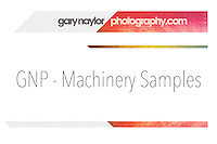 GNP - Machinery Sample Images