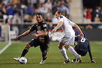 Philadelphia Union vs Los Angeles Galaxy May 11 2011