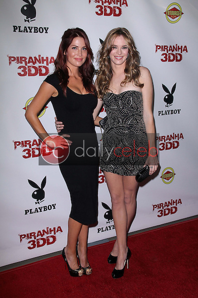 Willa Ford, Danielle Panabaker<br />