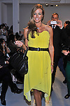 Kelly Bensimon, Nigel Barker at the Rebecca Taylor S/S 2014 fashion show at the Center 548 on September 07, 2013 in New York City.