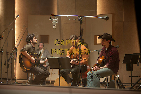 Oscar Isaac, Justin Timberlake &amp; Adam Driver <br /> in Inside Llewyn Davis (2013) <br /> *Filmstill - Editorial Use Only*<br /> CAP/NFS<br /> Supplied by Capital Pictures