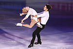 14.12.2014 Barcelona. Spain. ISU Grand Prix of Figure Skating Final 2014. Picture show Kaitlyn Weaver and Andrew Poje (CAN) in action during Gala Exhibition