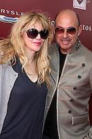 Courtney Love, John Varvatos<br /> at the John Varvatos 11th Annual Stuart House Benefit, John Varvatos Boutique, West Hollywood, CA 04-13-14<br /> David Edwards/Dailyceleb.com 818-249-4998