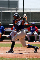 Jhonaldo Pozo  - San Diego Padres - 2009 extended spring training.Photo by:  Bill Mitchell/Four Seam Images