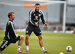 Robert Snodgrass and Andy Webster