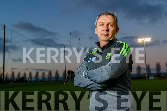 Kerry senior football team Manager Peter Keane