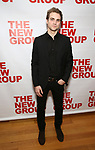 "Austin Cauldwell attends the New Group World Premiere of ""The True"" on September 20, 2018 at The Green Fig Urban Eatery in New York City."