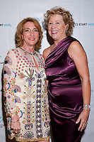 Melissa Frantz and Marilyn Cale attend The Boys and Girls Club of Miami Wild About Kids 2012 Gala at The Four Seasons, Miami, FL on October 20, 2012