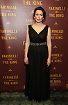 Melody Grove attends the Broadway Opening Night performance After Party for 'Farinelli and the King' at The Belasco Theatre on December 17, 2017 in New York City.