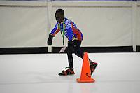 SCHAATSEN: HEERENVEEN: 13-09-2014, IJsstadion Thialf, Start nieuwe seizoen Jeugdschaatsen, ©foto Martin de Jong