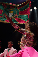 SÃO PAULO - SP. 15.02.2017 - SHOW-SP.   Show de Verão da Mangueira, nesta quarta-feira, 15, no Tom Brasil, zona sul de São Paulo. (Foto: Ciça Neder / Brazil Photo Press)