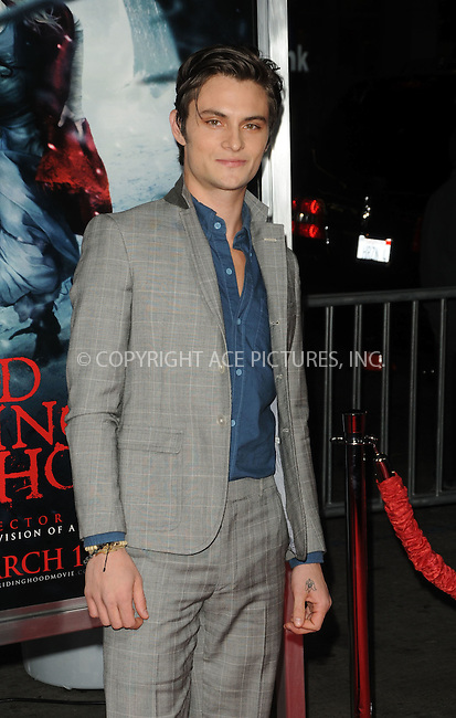 WWW.ACEPIXS.COM . . . . . ......March 7 2011, Los Angeles....Shiloh Fernandez arriving at the premiere of Warner Bros. Pictures' 'Red Riding Hood' at Grauman's Chinese Theatre on March 7, 2011 in Hollywood, California.....Please byline: PETER WEST - ACEPIXS.COM....Ace Pictures, Inc:  ..(212) 243-8787 or (646) 679 0430..e-mail: picturedesk@acepixs.com..web: http://www.acepixs.com