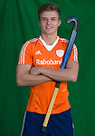 ARNHEM -  THIJS VAN DAM , lid trainingsgroep Nederlands hockeyteam heren. COPYRIGHT KOEN SUYK