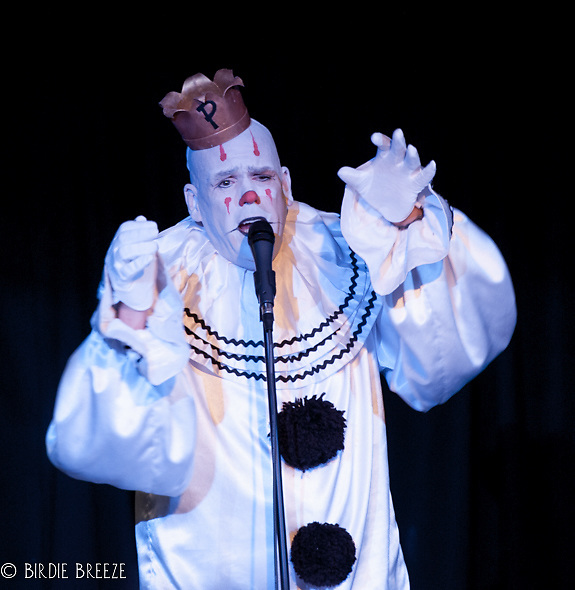 Puddles Pity Party. Steve Allen Theatre. Photo: Birdie Breeze