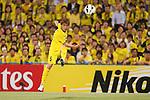 Tatsuya Masushima (Reysol), MAY 22, 2013 - Football /Soccer : AFC Champions League Round of 16 2nd leg match between Kashiwa Reysol 3-2 Jeonbuk Hyundai Motors at Hitachi Kashiwa Stadium, Chiba, Japan. (Photo by AFLO SPORT)
