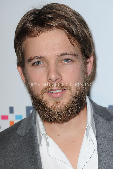 WWW.ACEPIXS.COM<br /> May 8, 2014 New York City<br /> <br /> Max Thieriot attending the A+E Networks 2014 Upfronts at the Park Avenue Armory on May 8, 2014 in New York City.<br /> <br /> Please byline: Kristin Callahan<br /> <br /> ACEPIXS.COM<br /> <br /> Tel: (212) 243 8787 or (646) 769 0430<br /> e-mail: info@acepixs.com<br /> web: http://www.acepixs.com