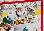 2015-02-13 NCAA: UNH at Vermont Women's Ice Hockey