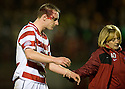 12/01/2011   Copyright  Pic : James Stewart.sct_jsp016_hamilton_v_celtic  .::  ANDY GRAHAM GOES OFF WITH A HEAD KNOCK ::.James Stewart Photography 19 Carronlea Drive, Falkirk. FK2 8DN      Vat Reg No. 607 6932 25.Telephone      : +44 (0)1324 570291 .Mobile              : +44 (0)7721 416997.E-mail  :  jim@jspa.co.uk.If you require further information then contact Jim Stewart on any of the numbers above.........
