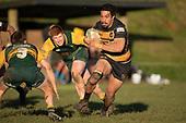 180630 Counties Manukau Premier Club Rugby - Bombay vs Pukekohe