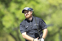 Shane Lowry (IRL) on the 8th during the 2nd round at the WGC Dell Technologies Matchplay championship, Austin Country Club, Austin, Texas, USA. 23/03/2017.<br /> Picture: Golffile | Fran Caffrey<br /> <br /> <br /> All photo usage must carry mandatory copyright credit (&copy; Golffile | Fran Caffrey)