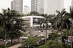 JAKARTA, INDONESIA, MAY 2013:<br /> Grand Indonesia mall, opened 4 years ago, is one of the main attraction in Jakarta for young people and middle class family, May 2013.<br /> © Giulio Di Sturco for Bloomberg Markets