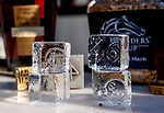 November 3, 2018 : Maker's Mark ice cubes on Breeders Cup World Championships Saturday at Churchill Downs on November 3, 2018 in Louisville, Kentucky. Sam English/Eclipse Sportswire/CSM