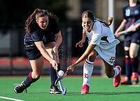 Kings College Hockey, Girls 1st XI v Penleigh and Essendon Grammar School (Melbourne). Kings College, Auckland, Monday 9 April 2018. Photo: Simon Watts/www.bwmedia.co.nz