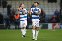 PaweL WszoLek of QPR at the final whistle during Queens Park Rangers vs Birmingham City, Sky Bet EFL Championship Football at Loftus Road Stadium on 9th February 2019