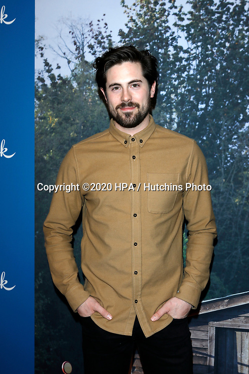 LOS ANGELES - FEB 11:  Chris McNally at the 'When Calls the Heart' TV show season 7 premiere at the Beverly Wilshire Hotel on February 11, 2020 in Beverly Hills, CA