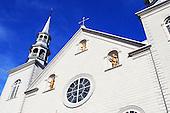 Eglise Sainte-Famille, Cap-Sante, chemin du Roy