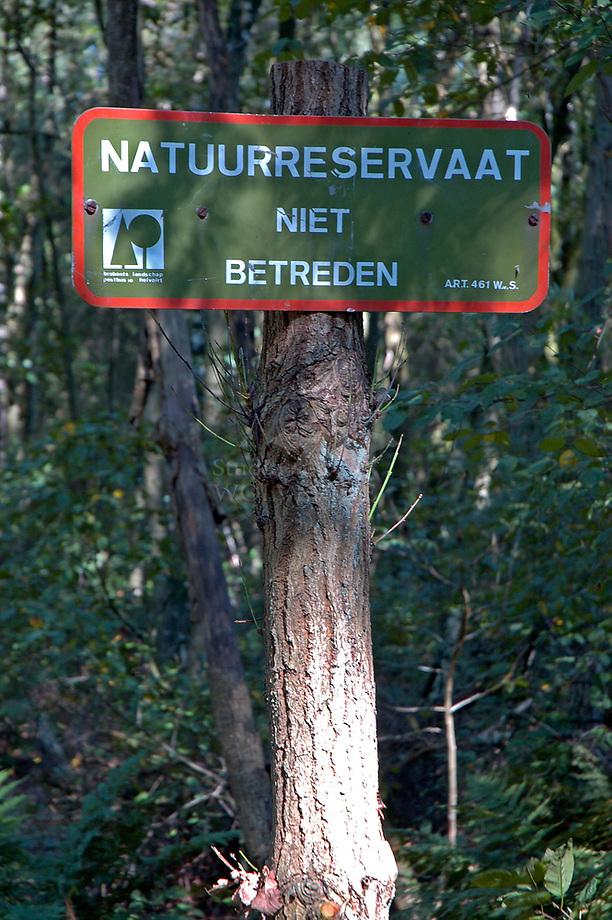 Krabbenbossen, Brabants Landschap