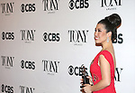 Ruthie Ann Miles in the press room at the 2015 Tony Awards on June 7, 2015 in New York City.
