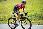 Michal Kwiatkowski (POL) Team Ineos in action during Stage 2 of the Deutschland Tour 2019, running 202km from Marburg to Gottingen, Germany. 30th August 2019.<br /> Picture: ASO/Marcel Hilger | Cyclefile<br /> All photos usage must carry mandatory copyright credit (© Cyclefile | ASO/Marcel Hilger)