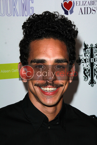 """Ray Santiago<br /> at the HBO/Elizabeth Taylor AIDS Foundation/GLAAD """"Looking"""" Season 2 Final Screening and Party, The Abbey, West Hollywood, CA 03-19-15<br /> David Edwards/Dailyceleb.com 818-249-4998"""