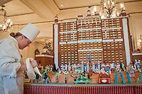 Gingerbread Circus Ritz-Carlton, Sarasota, Florida