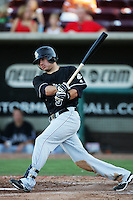 September 6 2009:  Brian Bocock of the San Jose Giants during game against the Lake Elsinore Storm at The Diamond in Lake Elsinore,CA.  Photo by Larry Goren/Four Seam Images