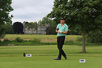 Andrew Raitt (St Georges Hill GC) on the 7th tee during Round 1 of the Titleist &amp; Footjoy PGA Professional Championship at Luttrellstown Castle Golf &amp; Country Club on Tuesday 13th June 2017.<br /> Photo: Golffile / Thos Caffrey.<br /> <br /> All photo usage must carry mandatory copyright credit     (&copy; Golffile | Thos Caffrey)