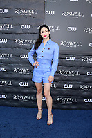 """LOS ANGELES - JAN 10:  Jeanine Mason at the """"Roswell, New Mexico"""" Experience at the 8801 Sunset Blvd on January 10, 2019 in West Hollywood, CA"""