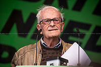 Harry Leslie Smith (91-year-old war veteran).<br />