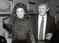 Marsha Mason and Anthony Hopkins 1983<br /> Photo By Jesse Nash/PHOTOlink