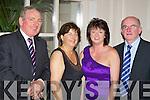 Pictured at the Lee Strand Social at the Ballygarry House Hotel on Saturday night, from left: Donie Ruane (Kielduff), Joan Ruane (Kielduff), Mary Nolan (Lyreacrompane) and Billy Nolan (Lyreacrompane).