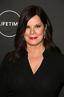 WEST HOLLYWOOD, CA - JANUARY 9: Marcia Gay Harden, at the Lifetime Winter Movies Mixer at Studio 4 at The Andaz Hotel in West Hollywood, California on January 9, 2019. <br /> CAP/MPIFS<br /> &copy;MPIFS/Capital Pictures