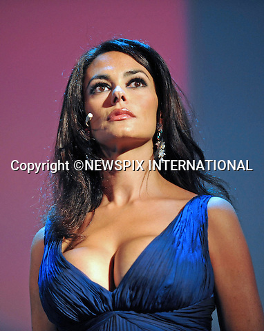 "MARIAGRAZIA CUCINOTTA.at the  Venice Film Festival , Venice_02/09/2009.Mandatory Credit Photo: ©NEWSPIX INTERNATIONAL..**ALL FEES PAYABLE TO: ""NEWSPIX INTERNATIONAL""**..IMMEDIATE CONFIRMATION OF USAGE REQUIRED:.Newspix International, 31 Chinnery Hill, Bishop's Stortford, ENGLAND CM23 3PS.Tel:+441279 324672  ; Fax: +441279656877.Mobile:  07775681153.e-mail: info@newspixinternational.co.uk"