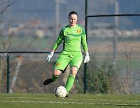 U19 Belgian Red Flames - Austria :<br /> <br /> Diede Lemey<br /> <br /> foto Dirk Vuylsteke / Nikonpro.be