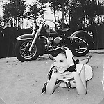 Commercial for Rikuo motorbikes.